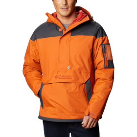 Columbia Challenger Pullover Hombre, harvester/shark